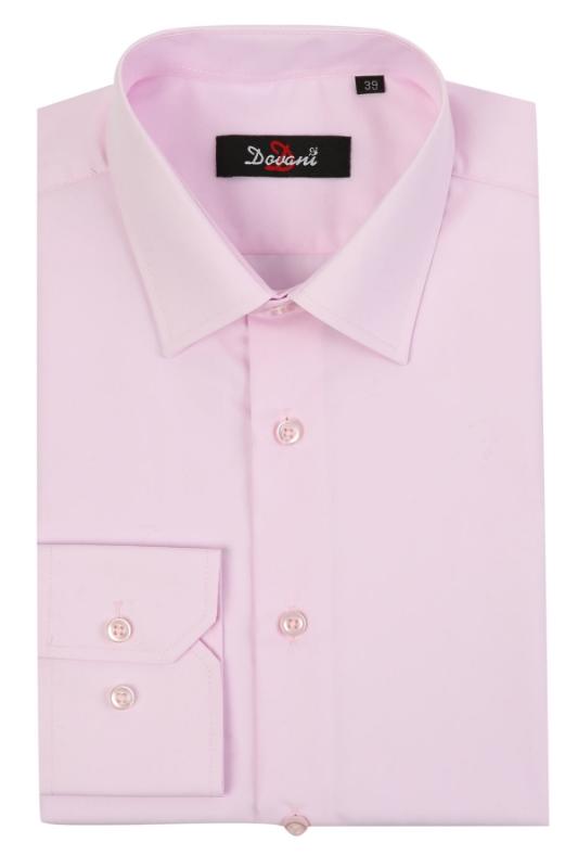 Camasa clasica roz 0047-4703 F1