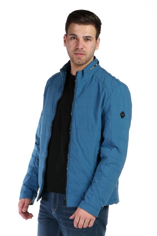 Geaca albastra 9239-3 F1