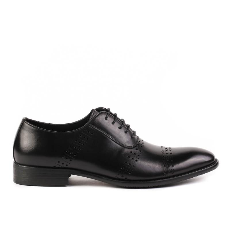 Pantofi Black 1051-B1-A1 F1