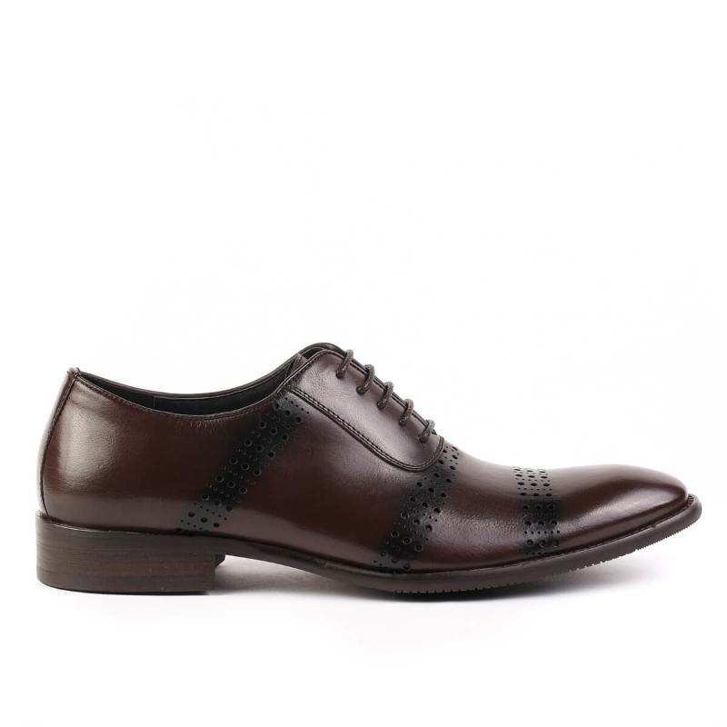 Pantofi Coffee 1051-B1-A8 F1