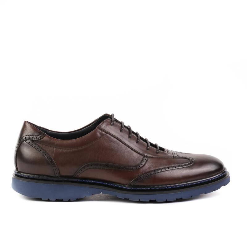 Pantofi Coffee ZD28-G2 F1