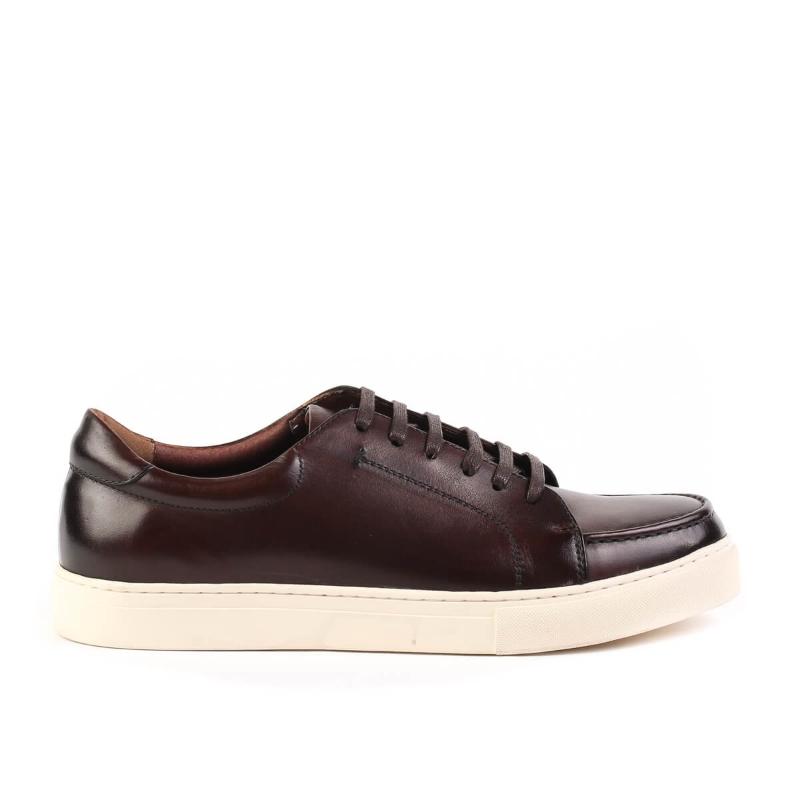 Pantofi Coffee 3053-3 F1