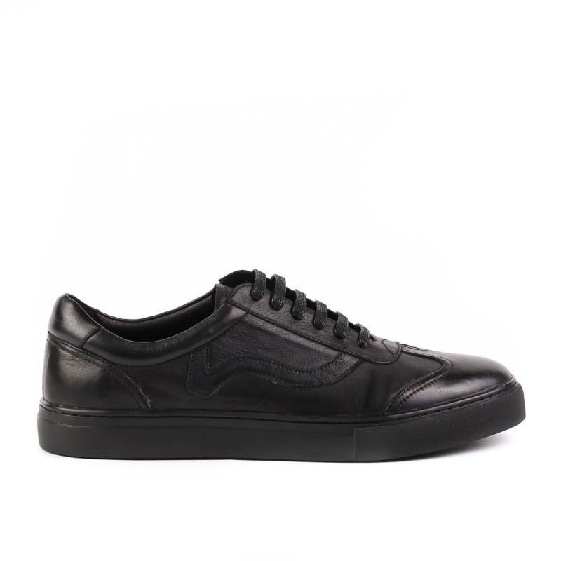 Pantofi Black 3058-3A F1