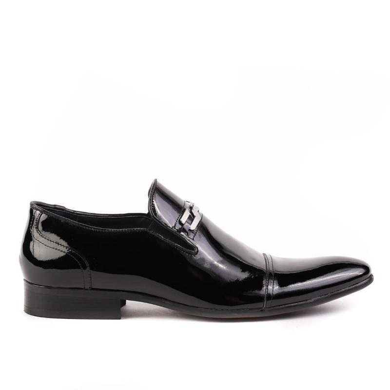Pantofi Black 388-6012 F1