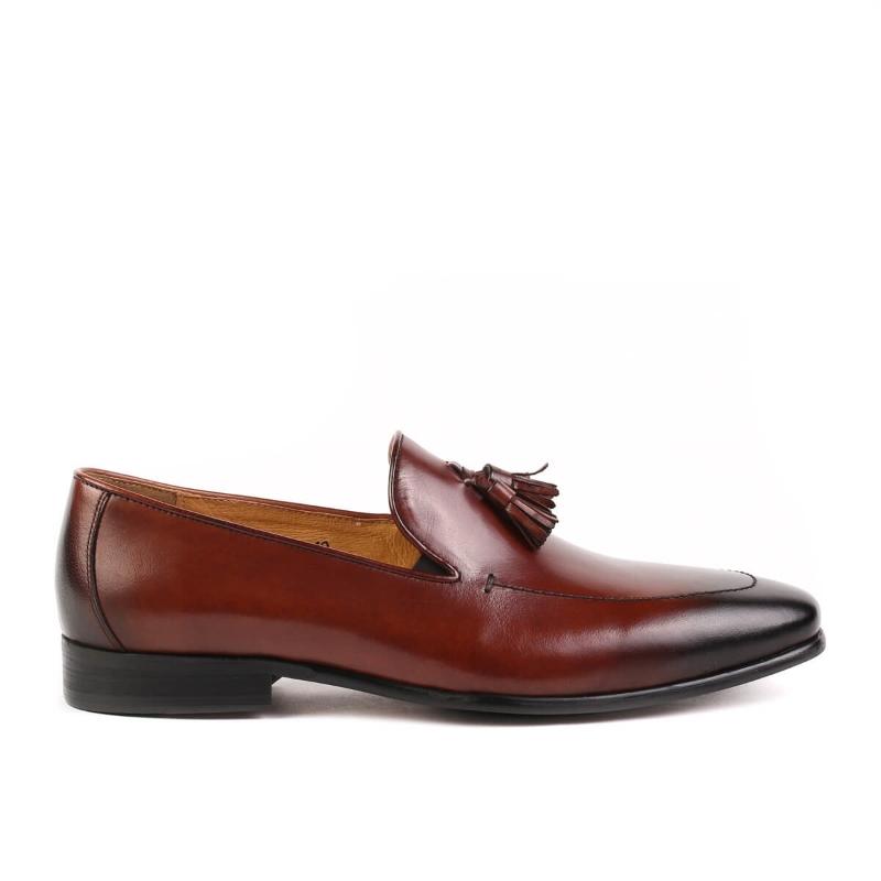 Pantofi Brown 7065-028 F1