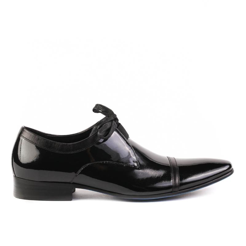 Pantofi Black 912-852 F1