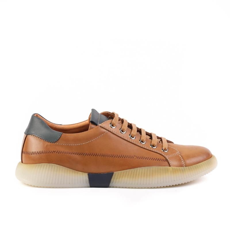 Pantofi Brown F373-2B-287 F1