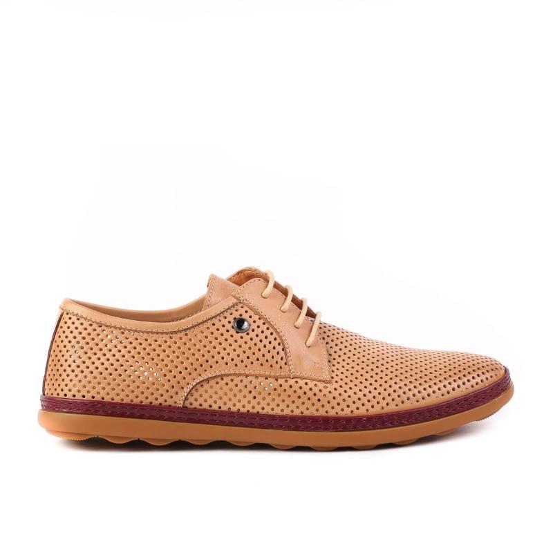 Pantofi Brown F561-8C-W5 F1
