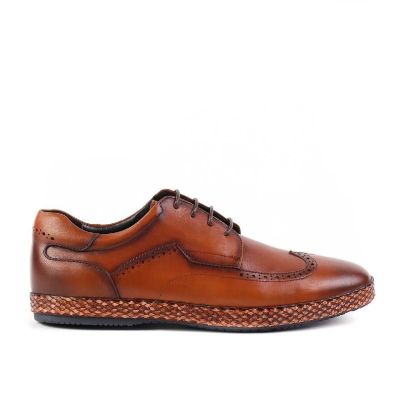 Pantofi Brown LM907-T4 F1