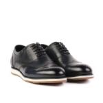 Pantofi bleumarin X102-1 F2