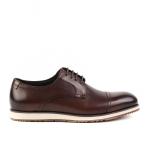 Pantofi Coffee X102-2 F1