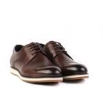 Pantofi Coffee X102-2 F2