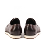Pantofi Coffee X102-2 F3