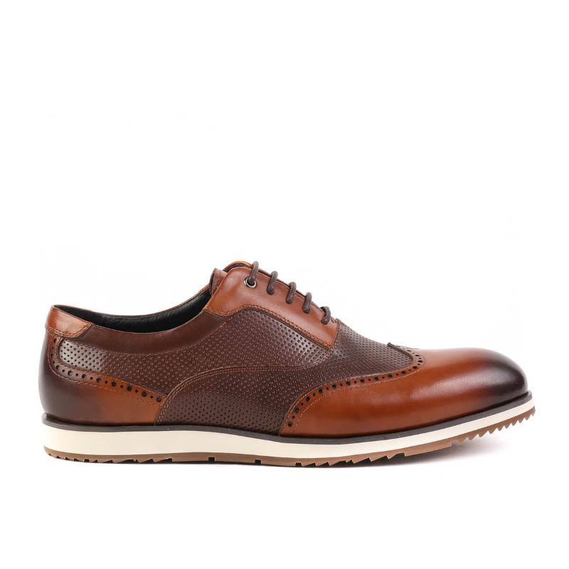 Pantofi Brown X102-5 F1