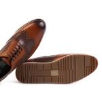 Pantofi Brown X102-5 F3