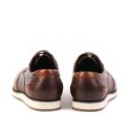 Pantofi Brown X102-5 F4