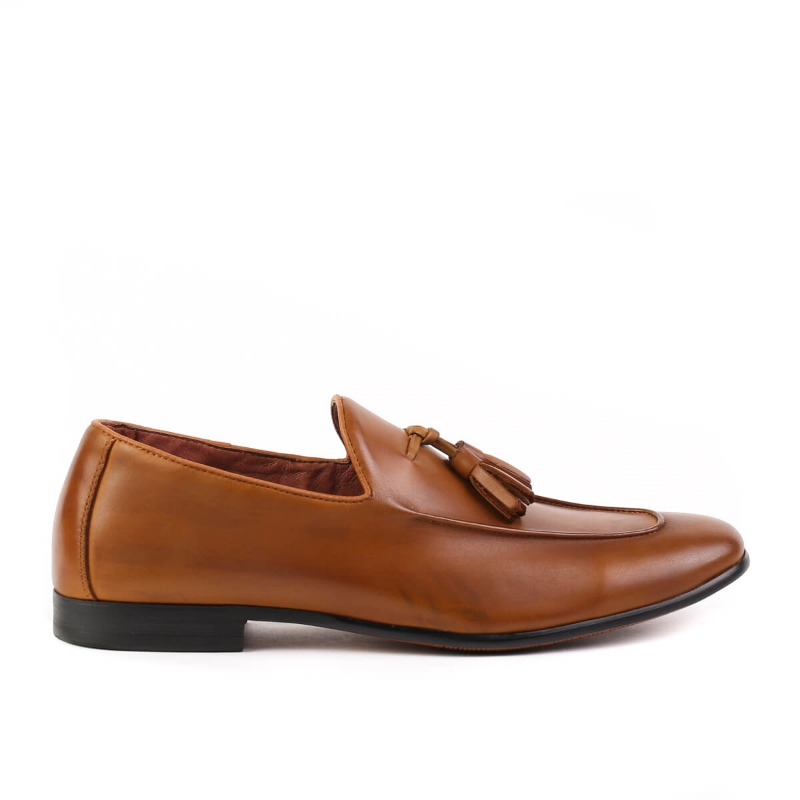 Pantofi Brown Y1810-1 F1