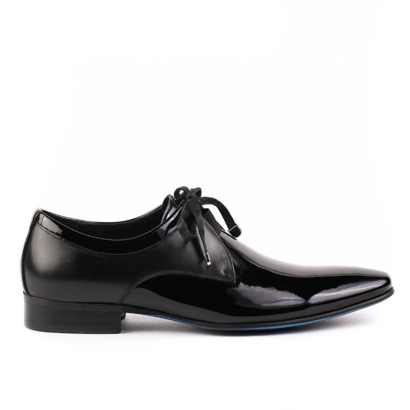 Pantofi Black 912-839 F1
