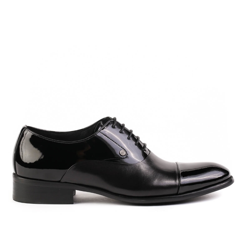Pantofi Black JM7258-039 F2