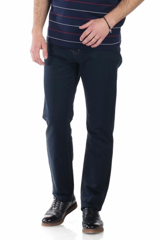Pantaloni bleumarin R932 F1