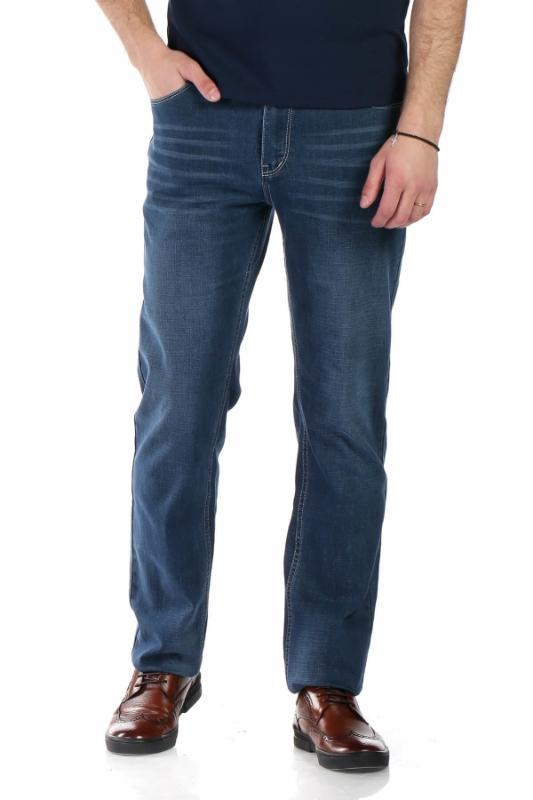 Pantaloni blug albastri R936-1 F1