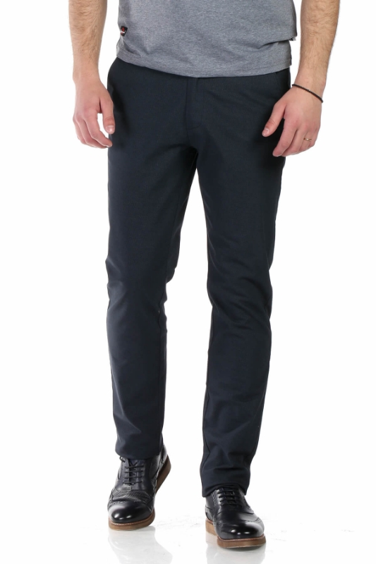 Pantaloni bleumarin S933-9 F1