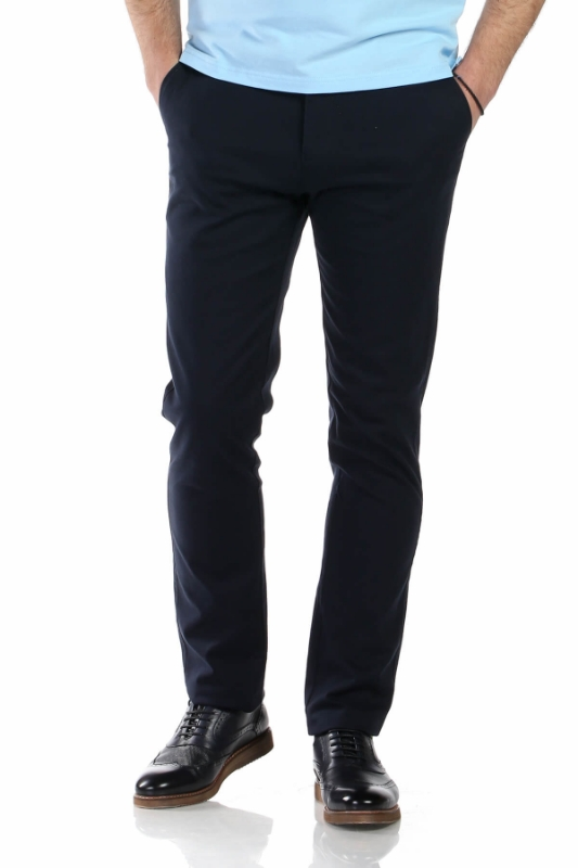 Pantaloni bleumarin 002-1 F1