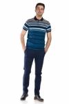 Pantaloni albastri 002-2 F2