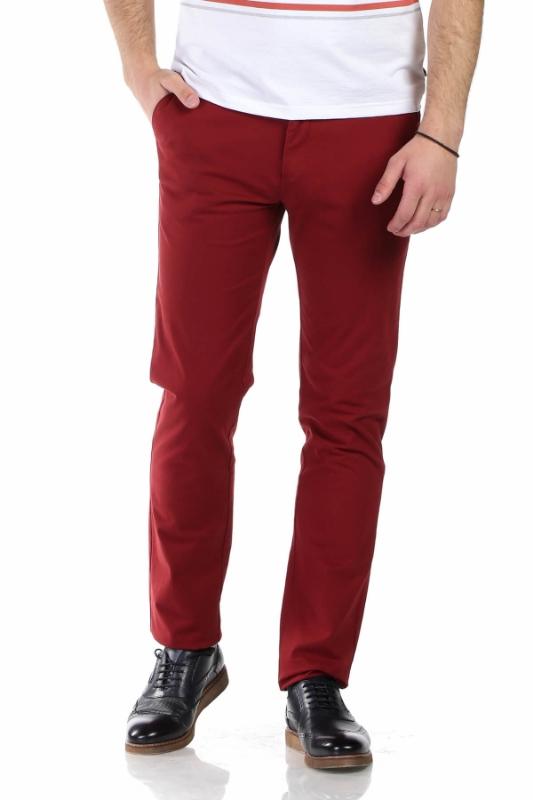 Pantaloni caramizii 003-4 F1