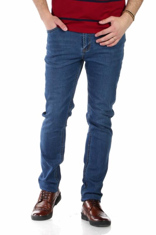 Pantaloni blug albastri S947-1 F1