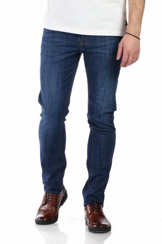 Pantaloni blug albastri S948-2 F1
