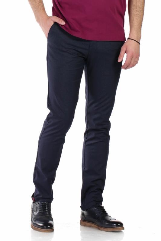 Pantaloni bleumarin S946-26 F1