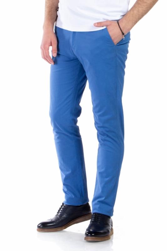 Pantaloni albastri S941-74 F1