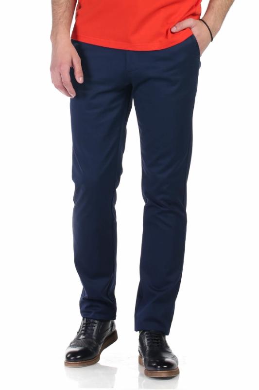 Pantaloni bleumarin deschis S944-60 F1