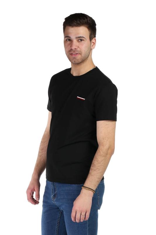 Tricou negru 1118-2 F1