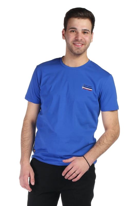 Tricou albastru inchis 1118-4 F1