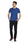 Tricou albastru deschis 1118-5 F2