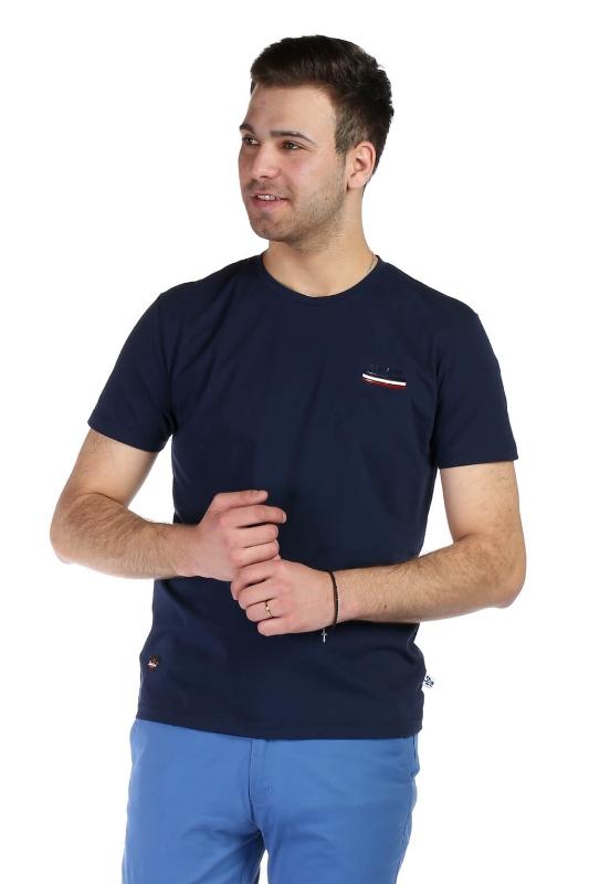 Tricou bleumarin 1118-7 F1