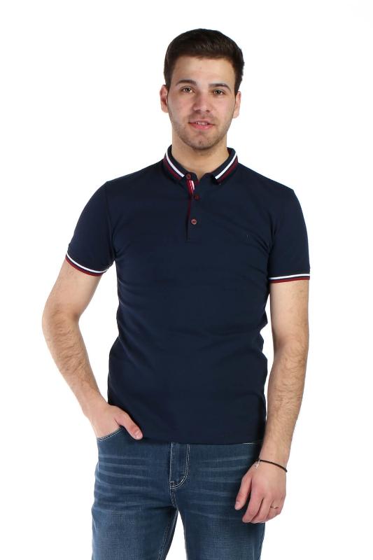 Tricou bleumarin 18023-2 F1
