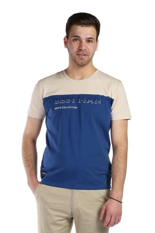 Tricou albastru 1802-3 F1