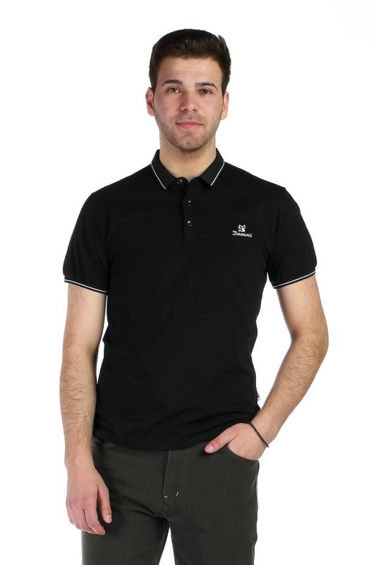 Tricou negru 020-2 F1