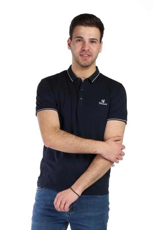 Tricou bleumarin 020-3 F1