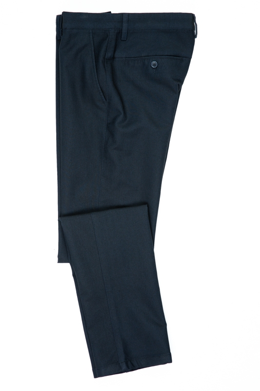 Imagine Pantaloni bleumarin R201-5