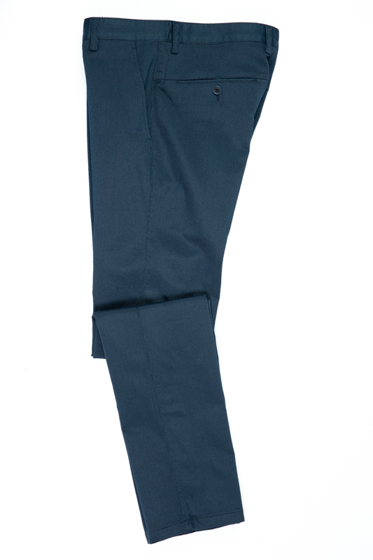 Imagine Pantaloni bleumarin R205-8