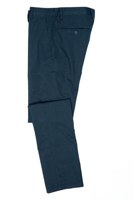 Imagine Pantaloni bleumarin pepit R206-8