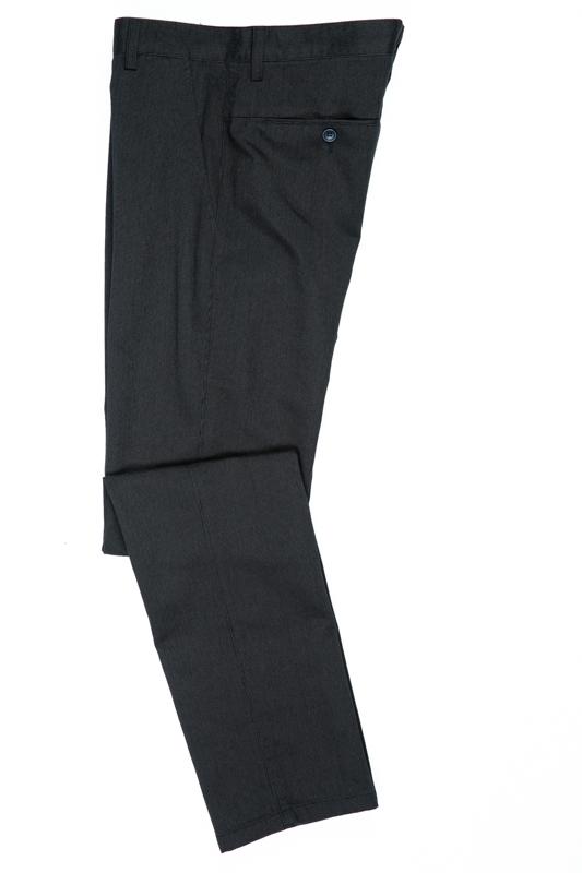 Imagine Pantaloni negri pepit R206-9
