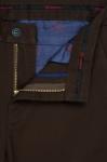 Imagine Pantaloni maro inchis S207-11