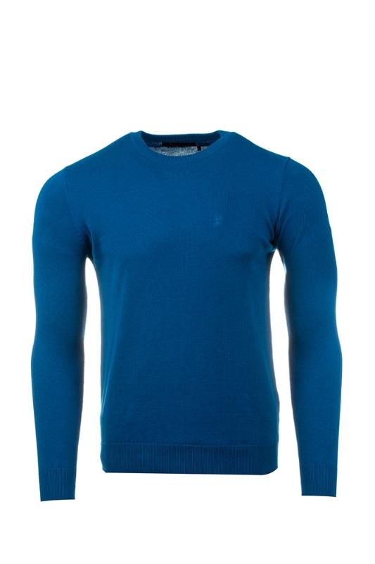 Imagine Pulover albastru 204-3
