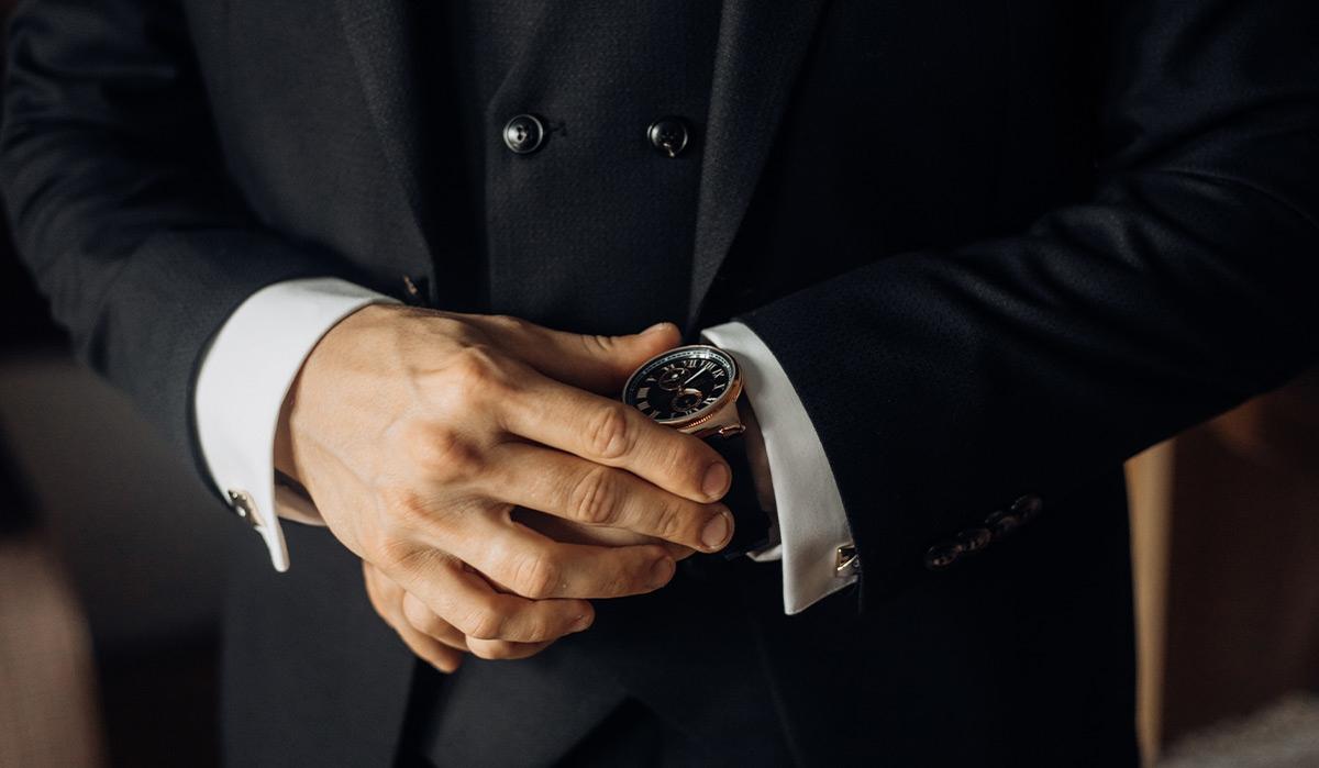 Accesorii și calitate: bărbații eleganți pot fi recunoscuți prin detalii