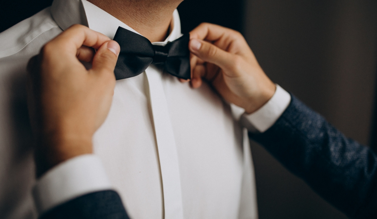 Iată 3 contexte în care să porți papion și nu cravată